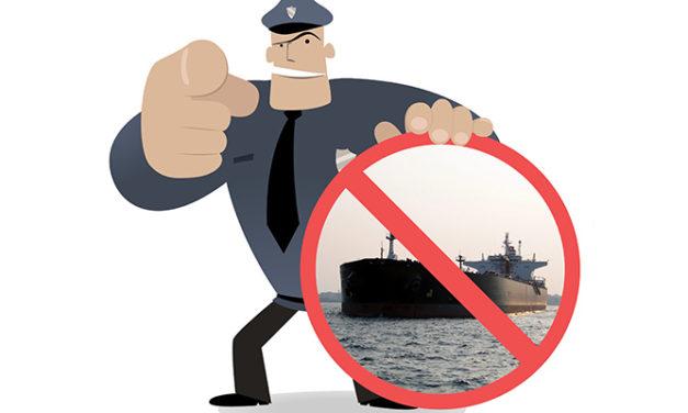 Court hearing date set following ship arrest