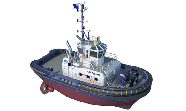 Port Nelson announces tug purchase