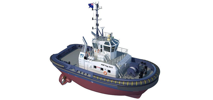 Port Nelson announces tug purchase