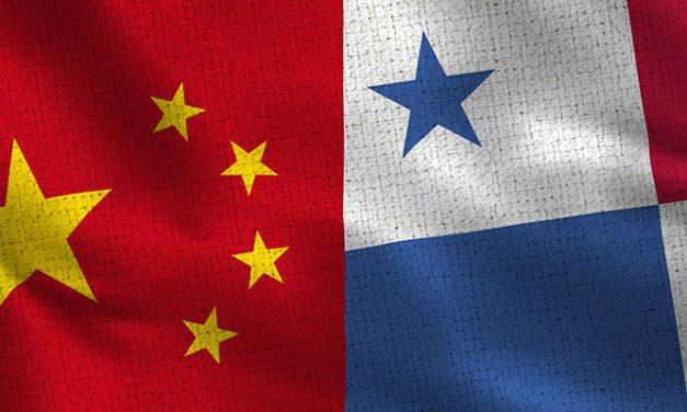 President Xi inspects Panama Canal locks