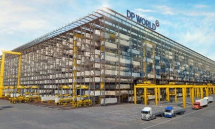 "DP World unveils ""intelligent storing system"" for containers"