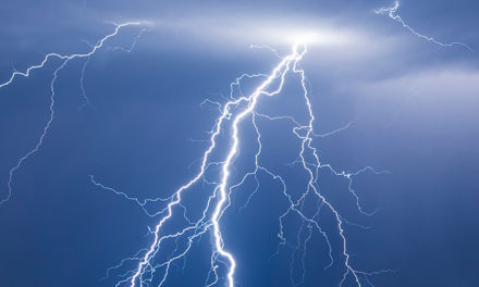 Lightning strike caused delays at Patrick Port Botany