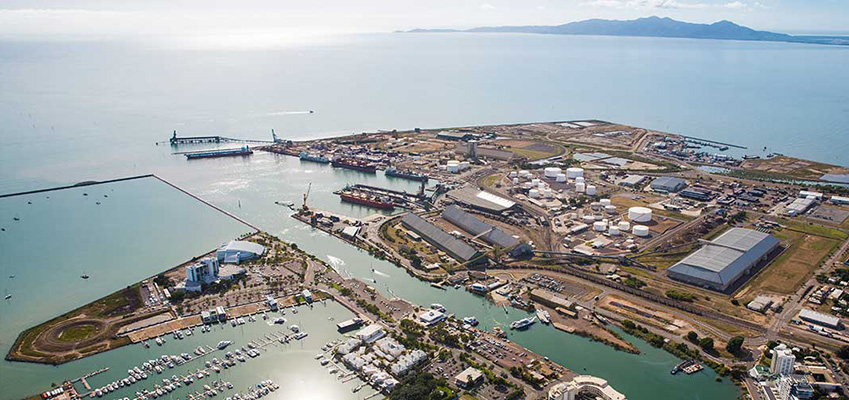 Port of Townsville's channel upgrade project provides learning opportunities