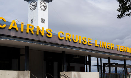 Cairns gears up for cruise boom