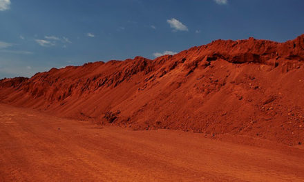 First bauxite shipment from Amrun departs for Gladstone