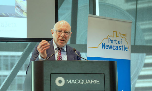 Newcastle container terminal report predicts $6bn boost to state economy