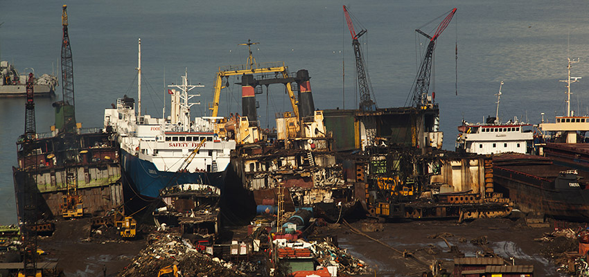 New initiative to promote responsible ship recycling