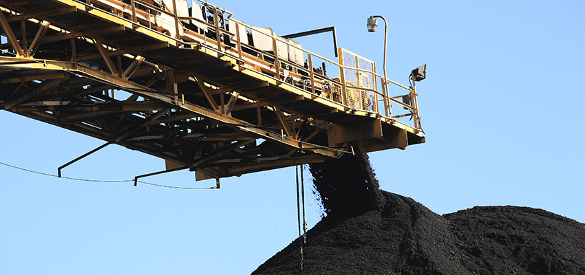 "Australian and Indonesian coal export volumes ""positive"""