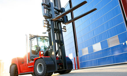 Kalmar forklifts help ensure drilling continues in extreme weather