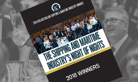 2018 Maritime Awards digital magazine now available