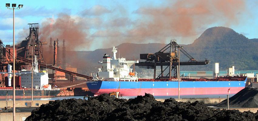 ITF criticises BHP's ore ships decision