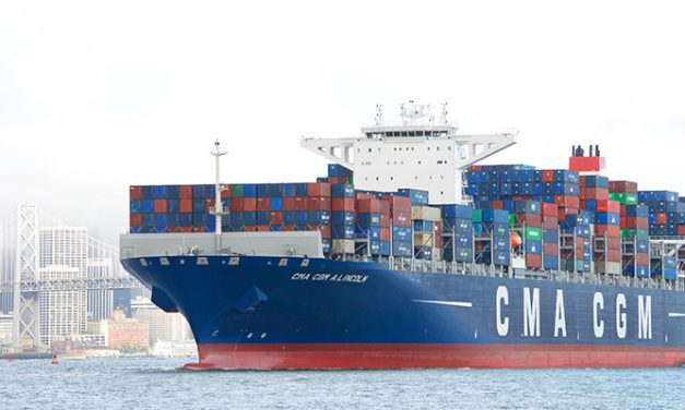 Simon Aynsley steps down from CMA CGM