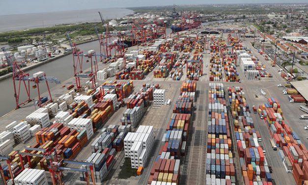Kalmar cranes set for Exolgan Container Terminal in Buenos Aires