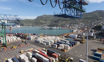 Lyttelton Container Terminal expands with 1-Stop booking system