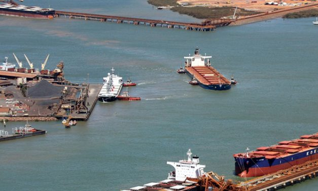 Fortescue reports steady ore shipment numbers