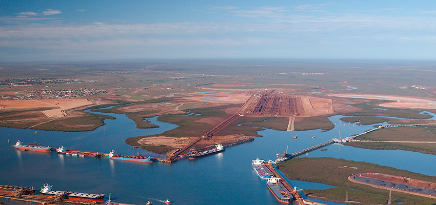 Pilbara sees marginal increases in trade in February