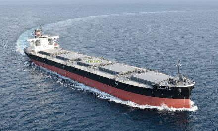 Coal carrier delivered to NYK