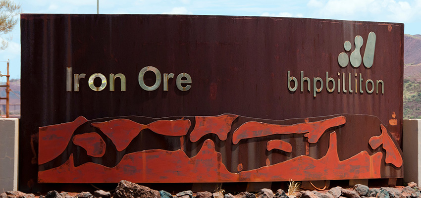 "BHP heartened by ""resilient growth"""
