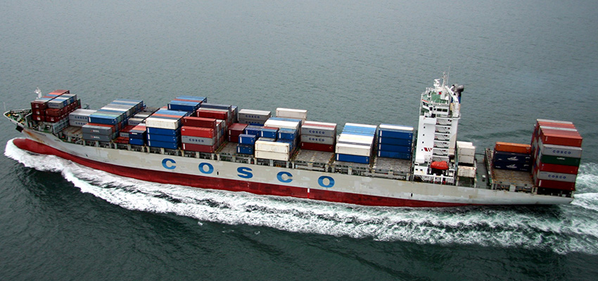 Cosco and Bolloré do a deal