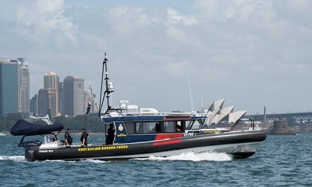 New ABF vessel launched