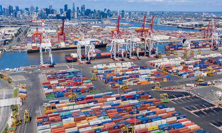 Melbourne port land rental review underway
