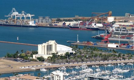 Rock contract awarded for Townsville channel upgrade