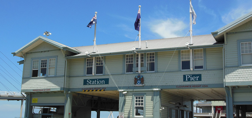 Tenders sought for Station Pier maintenance