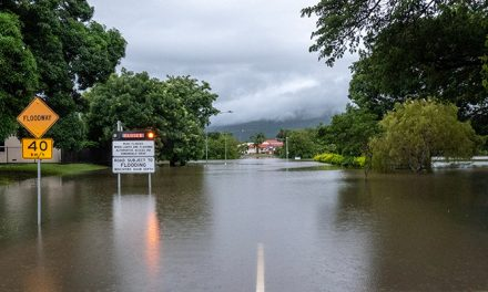 "North Queensland floods show ""community mindedness"" of logistics community"