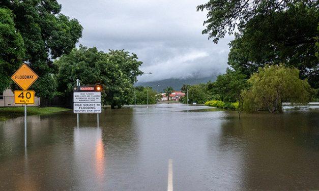 "North Queensland floods show ""community mindedness"" of logistics community"