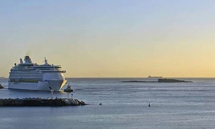 Port Kembla welcomes back Explorer of the Seas
