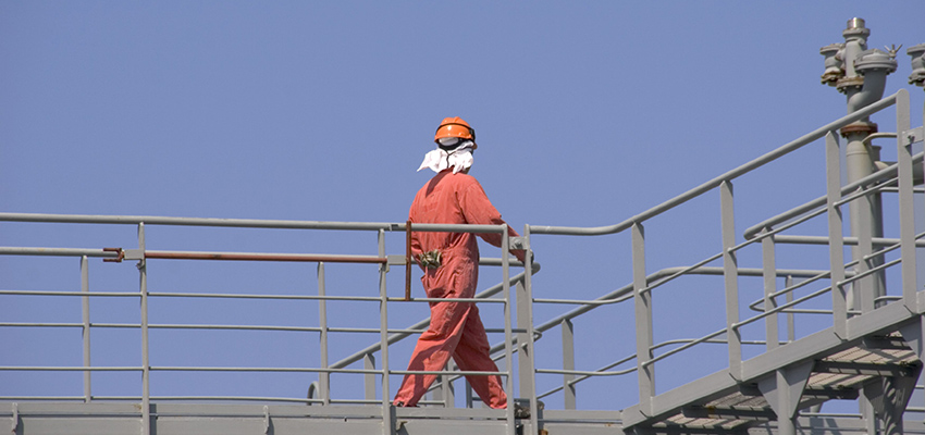 Seafarers feeling happier, report indicates