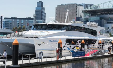 New ferry to link Geelong with Melbourne