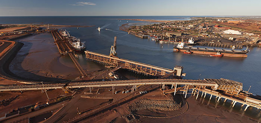 Ports re-open in the Pilbara after cyclone