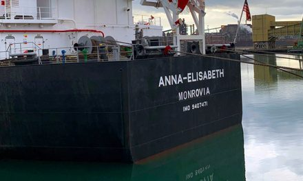 Bulker detained following safety concerns
