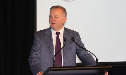 Albanese launches Labor shipping policy