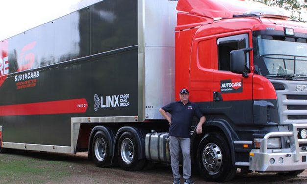 LINX to transport supercars again