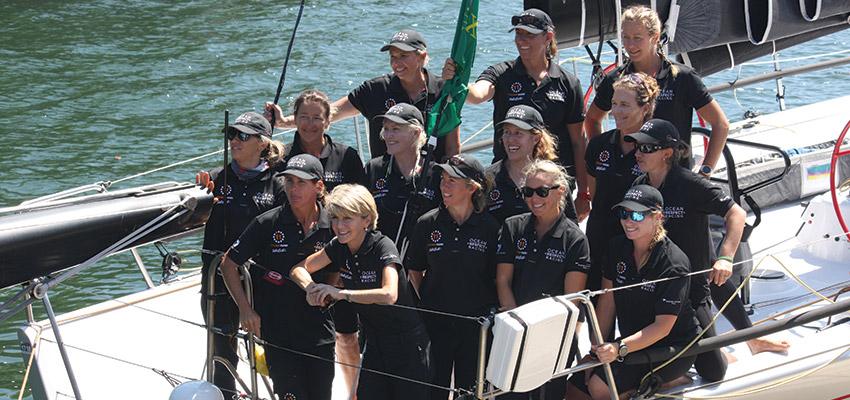 WOMEN IN MARITIME: Stacey Jackson, ocean sailor