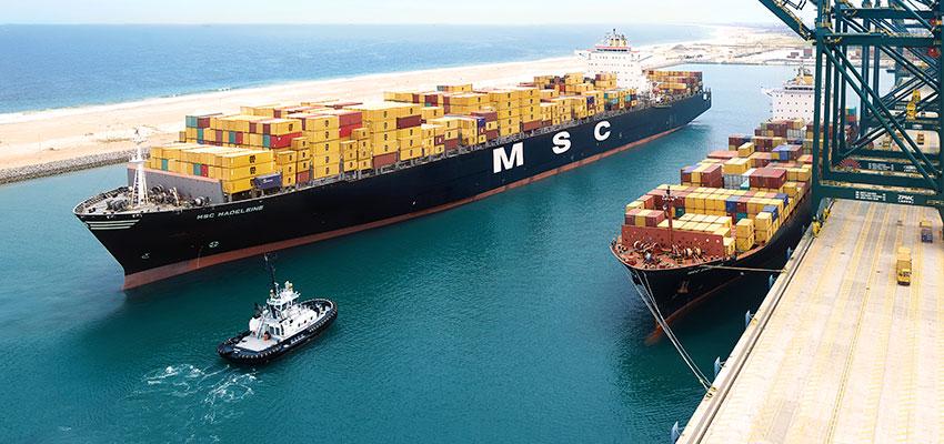 MSC announces Australia Express service upgrade