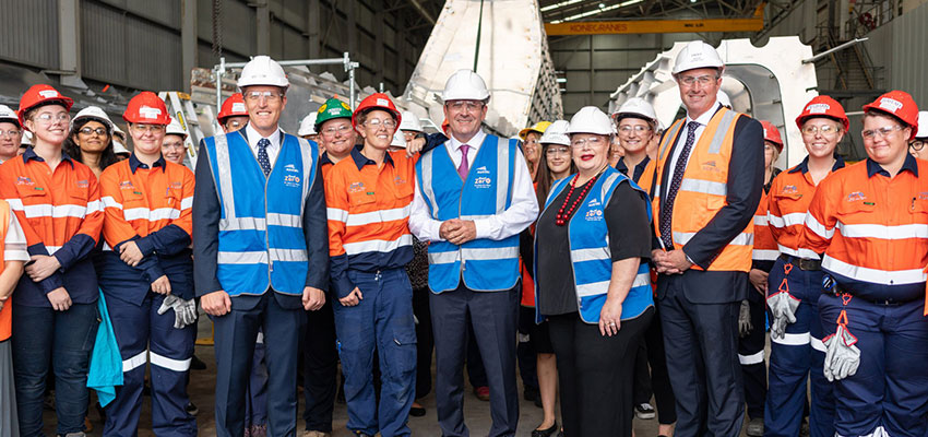 Austal introduces initiative to boost female apprentices