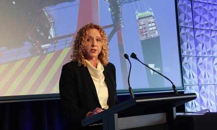 Minister pushes case for Port of Melbourne rail