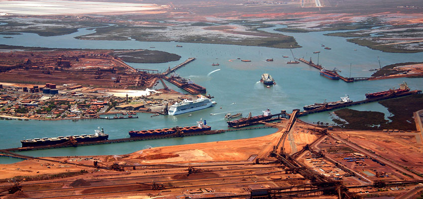 Dry bulk markets affected by weather