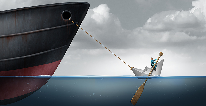 INDUSTRY OPINION: Is Australian shipping on its last legs?