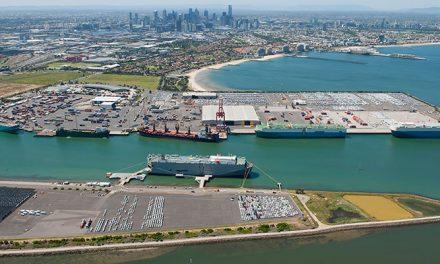 Minister warns of Webb Dock encroachment