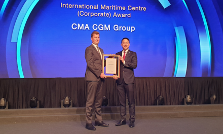 International maritime awards recognise CMA CGM