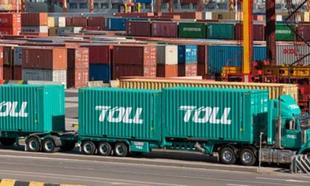 Leadership change at Toll