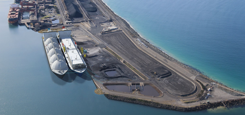 New LNG supply in NSW moves a step closer