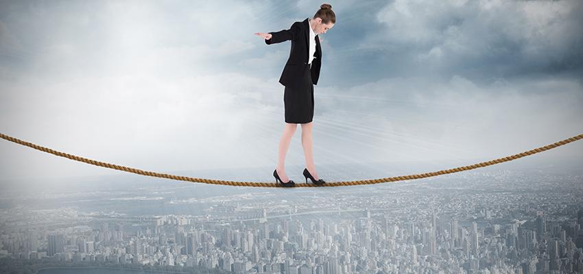 WOMEN IN MARITIME: It's a balancing act