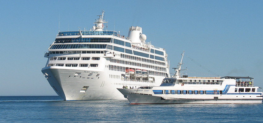 Pacific Princess returns to the South Pacific