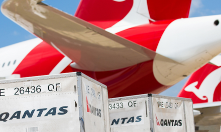 Qantas adds international freight capacity