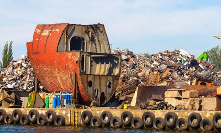 Who's next to support green-recycling of ships, asks shipping body